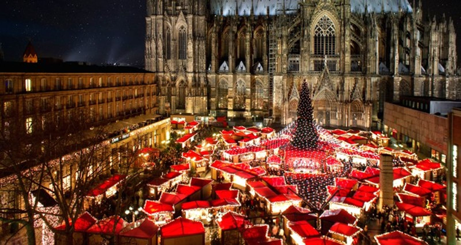 Four of the best European Christmas markets for foodies