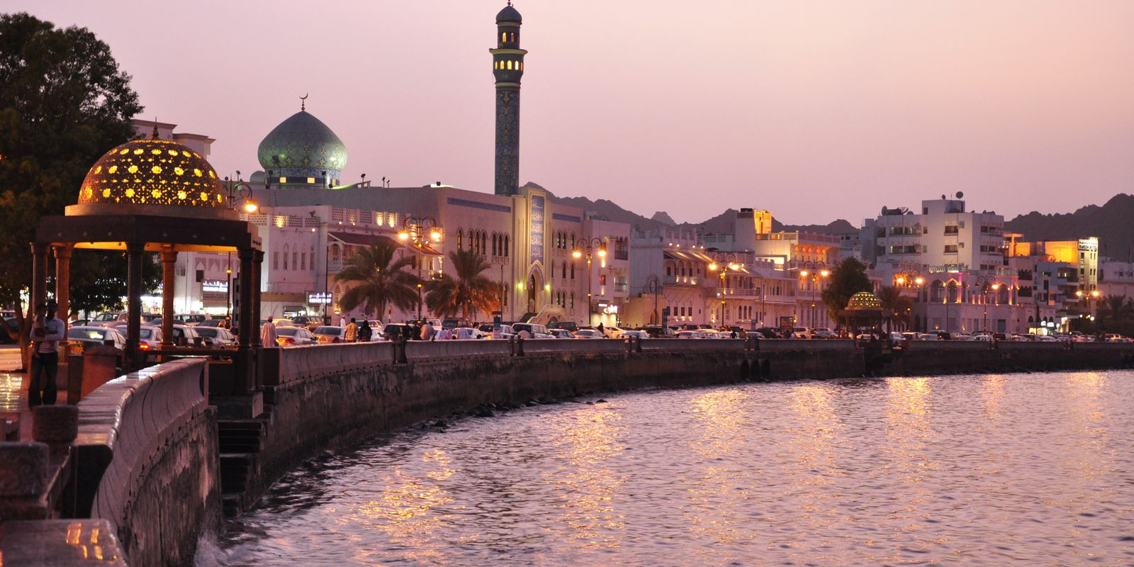 Muscat: souks, smells and superyachts