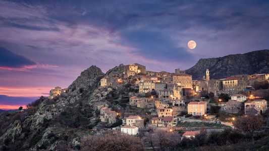Corsica's festival spirit