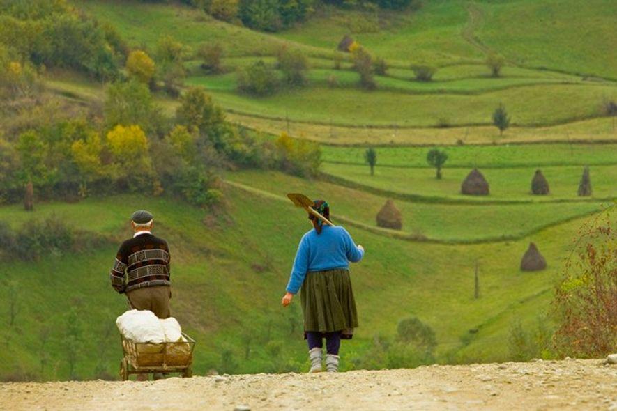 Maramures, Romania.
