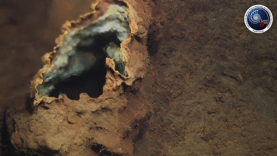 Watch: Hydrothermal Ocean Vents Found in Surprisingly Shallow Water