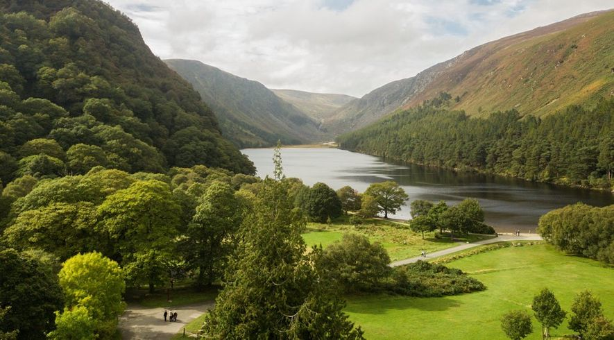Glendalough Forest Park