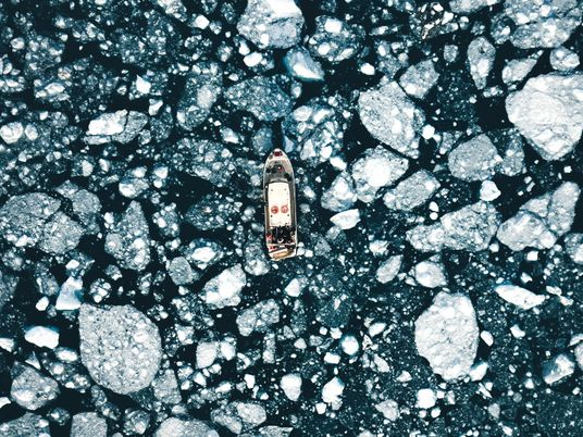 Greenland's Ice: A Photographic Eulogy
