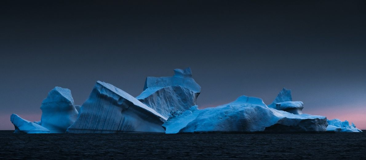 """Stian Klo: """"The sun had set, bad weather was approaching and then these - a chaotic ..."""