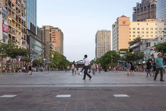 City life. Image: Slawek Kozdras