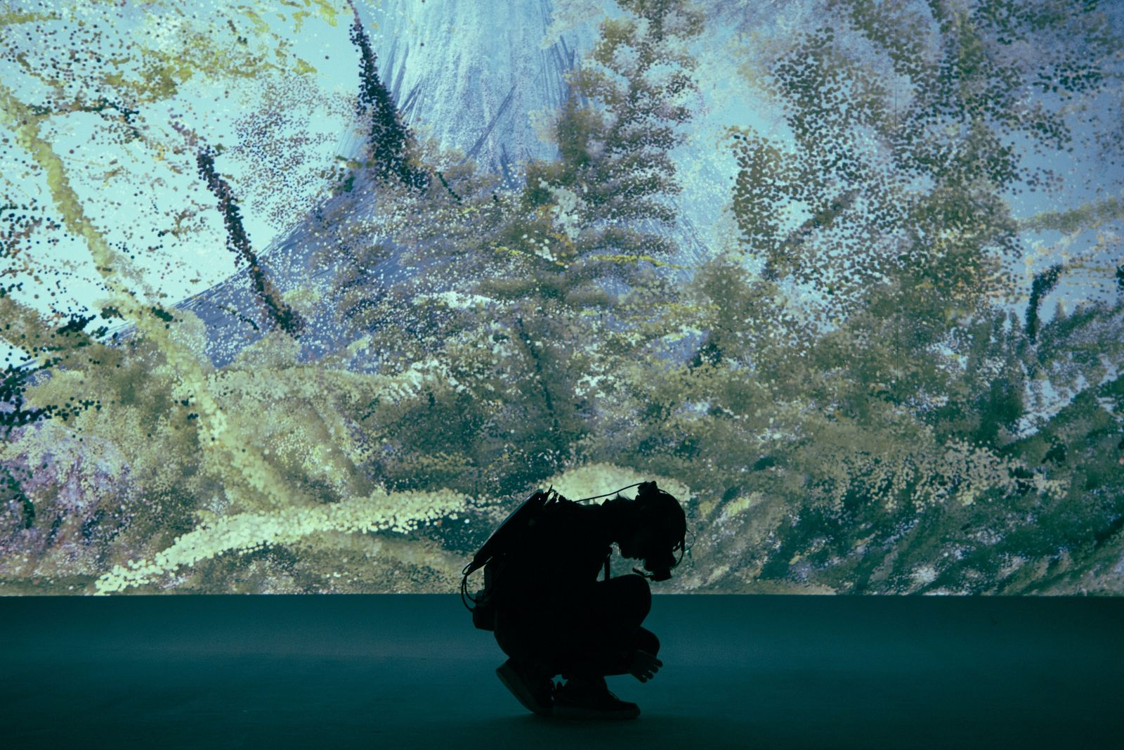 'We Live in an Ocean of Air' aims to rebuild the connection between humans and the ...