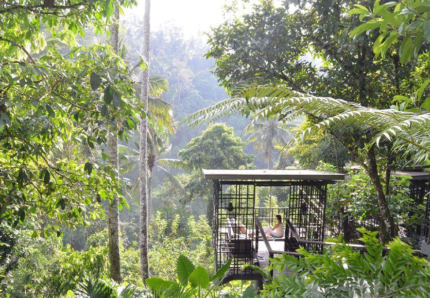 Gazebo, Hoshinoya Bali
