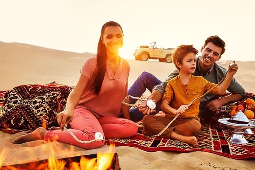 Abu Dhabi: your family's next destination