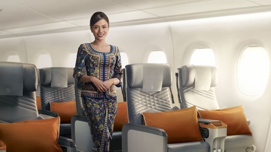Why you should fly with Singapore Airlines