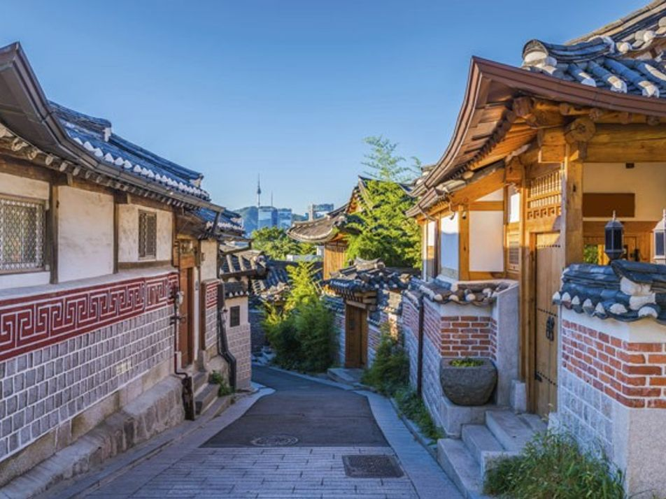 South Korea: What is a hanok?