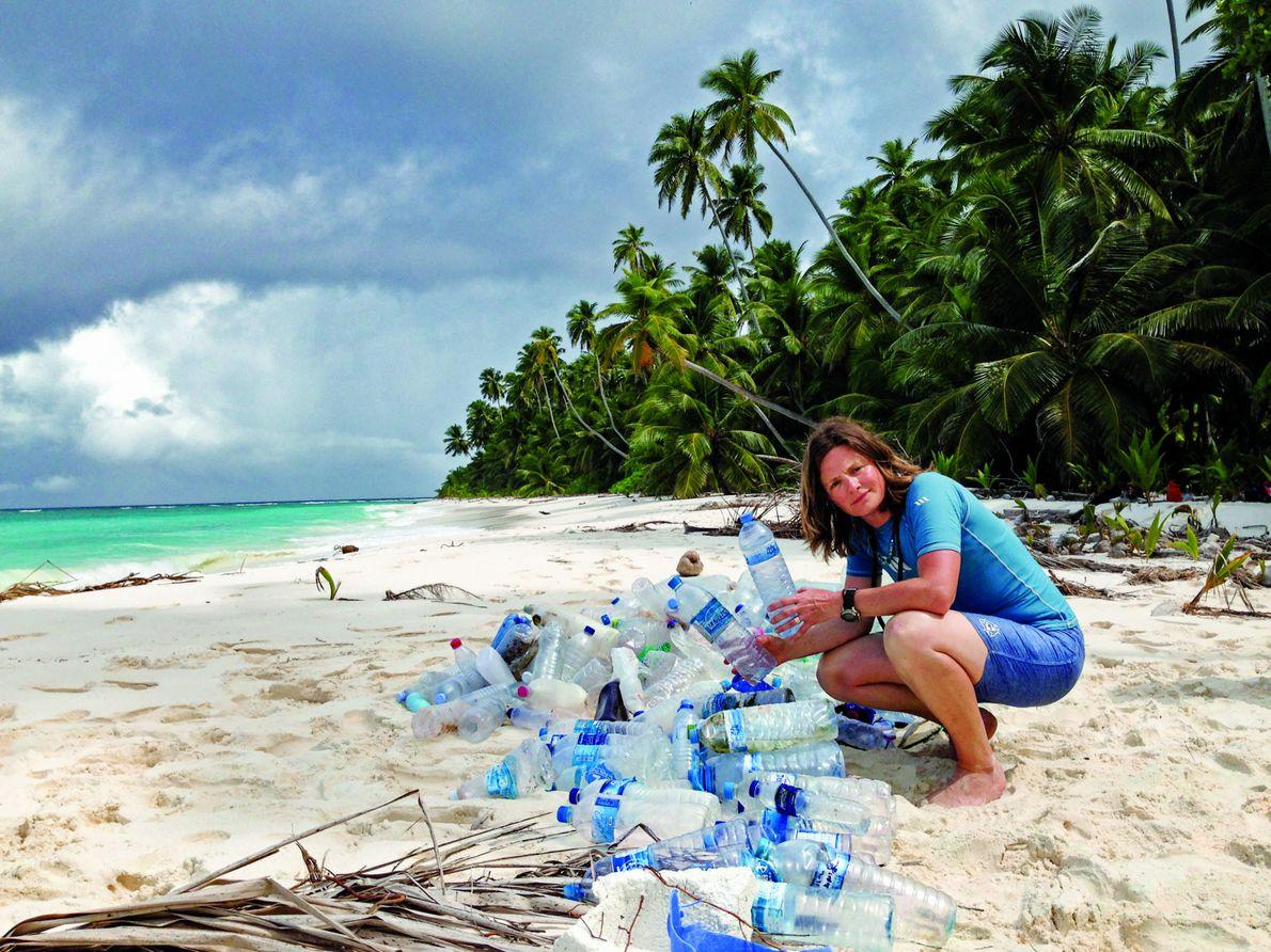 Meet the explorer leading the fight against ocean plastic