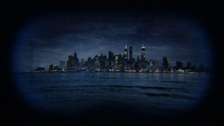 Hitler's Revenge:The Attack on NY