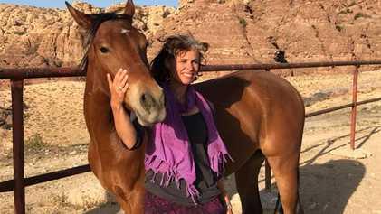 Petra: Horse meditation