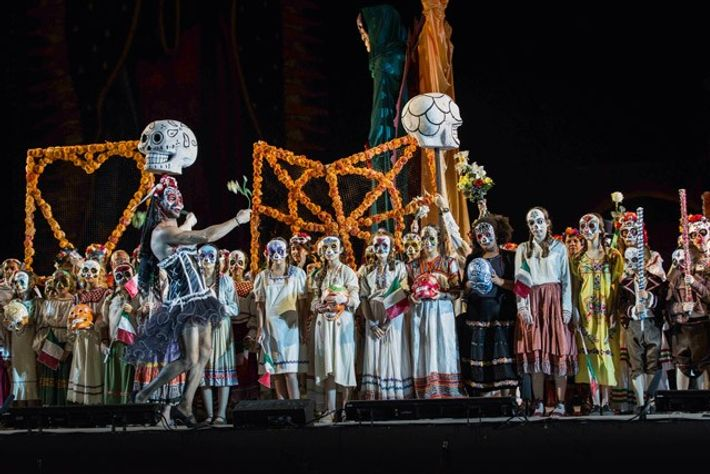 Opera di Roma, Baths of Caracalla, Rome.