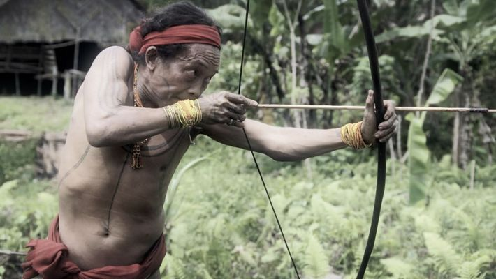 Hunting with the Mentawai