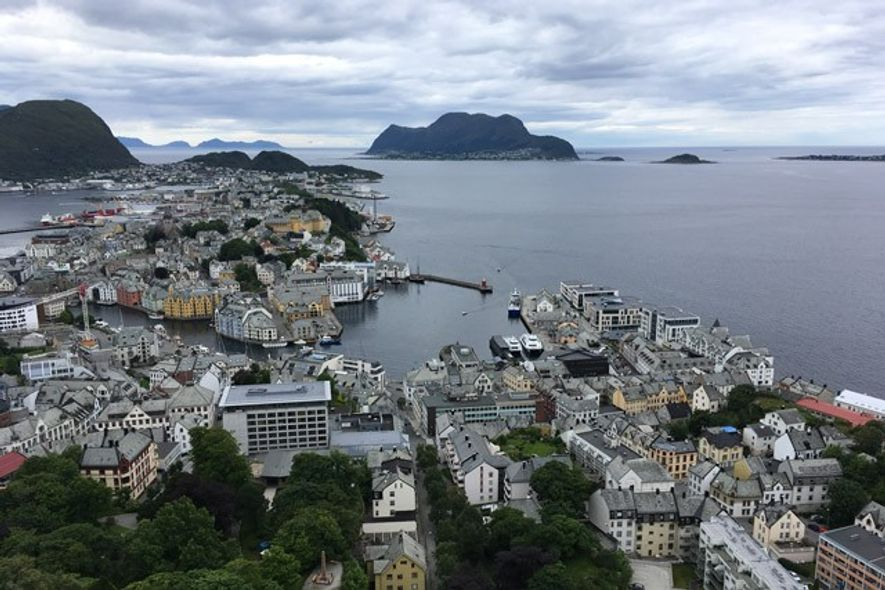 Norway: Rising from the ashes