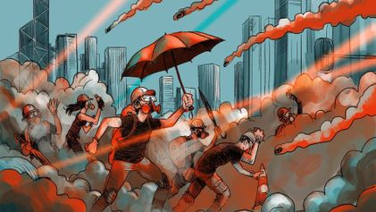 The history of Hong Kong in 25 amazing illustrations