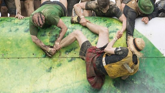 Do it now: obstacle course races in 2018