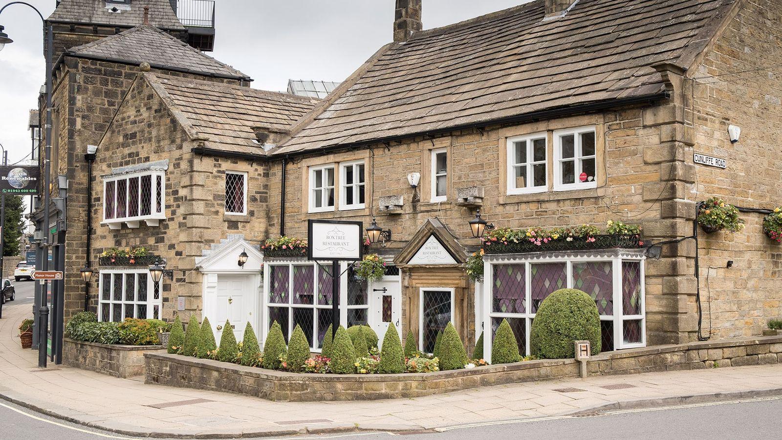 Boxtree Restaurant Leeds
