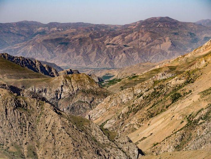 Alamut Valley