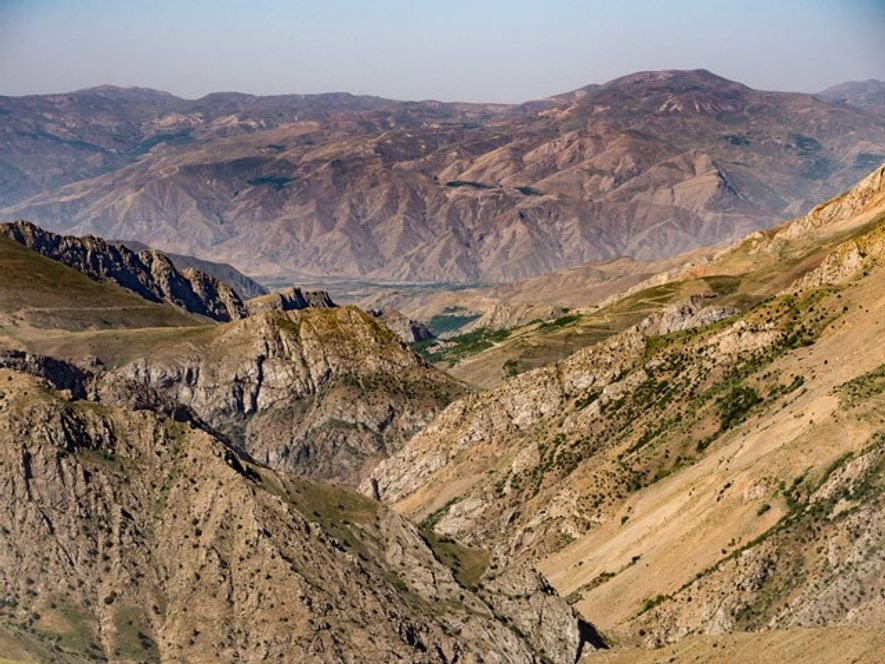 Iran: Hiking the Valley of the Assassins