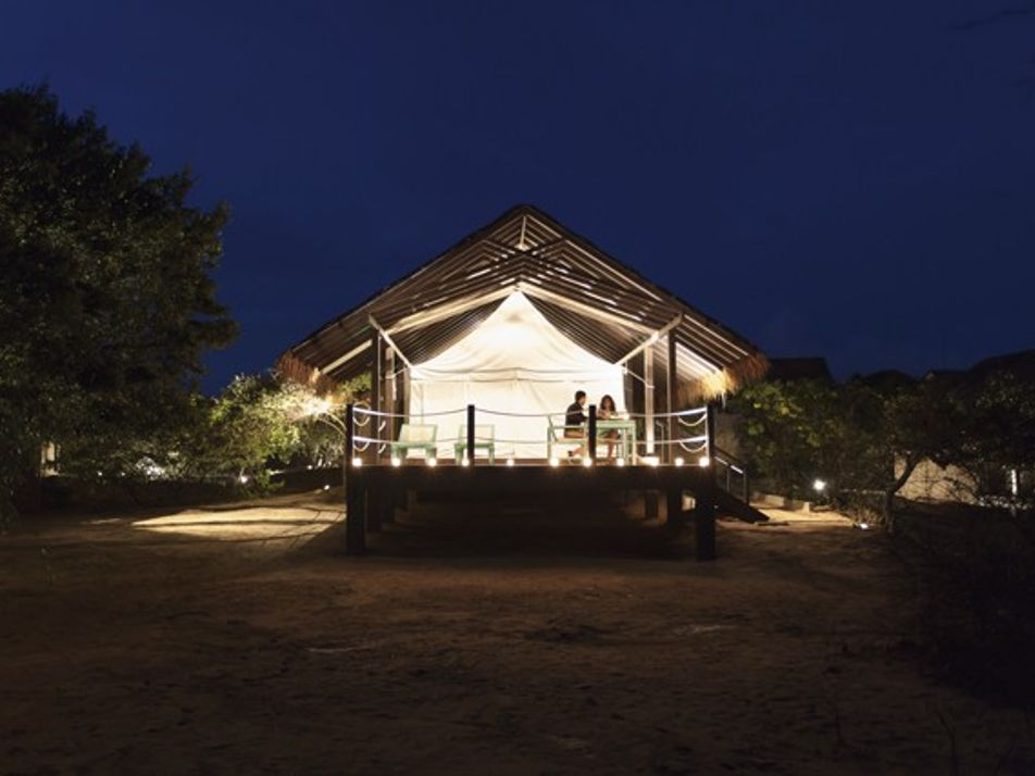 Jetwing Safari Camp