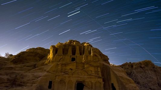 Post-production: Shooting and editing star trails