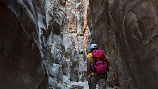 Wadi al Nakheel: From ridge to ravine