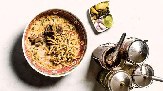 How to make it: Austin Bush's khao soi neuea recipe