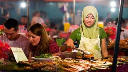 Kota Kinabalu: What does bird saliva taste like?