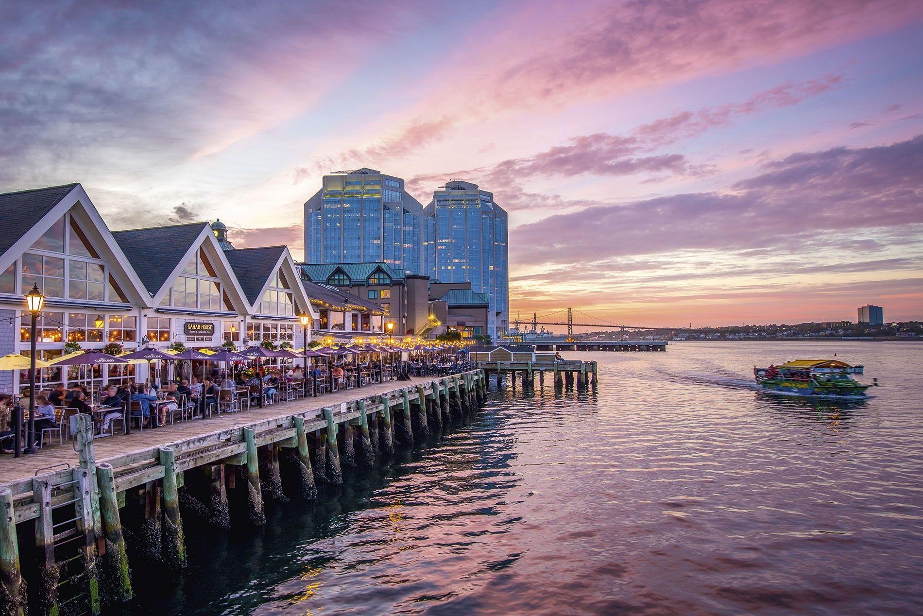 Halifax Waterfront.