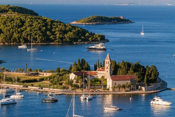 Vis, Croatia.