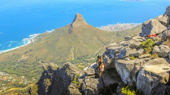 Lion's Head, Table Mountain National Park, South Africa