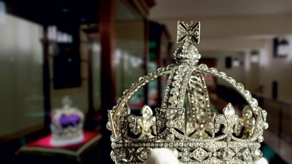 The Love Story Behind Queen Victoria's Crown Jewels