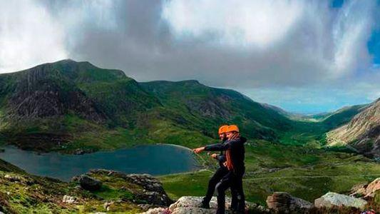 Snowdonia: A mountainous mid-life crisis