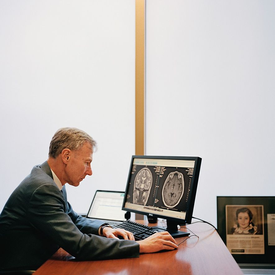 Orrin Devinsky, a neurologist at New York University, is more sceptical. He's leading a clinical trial ...