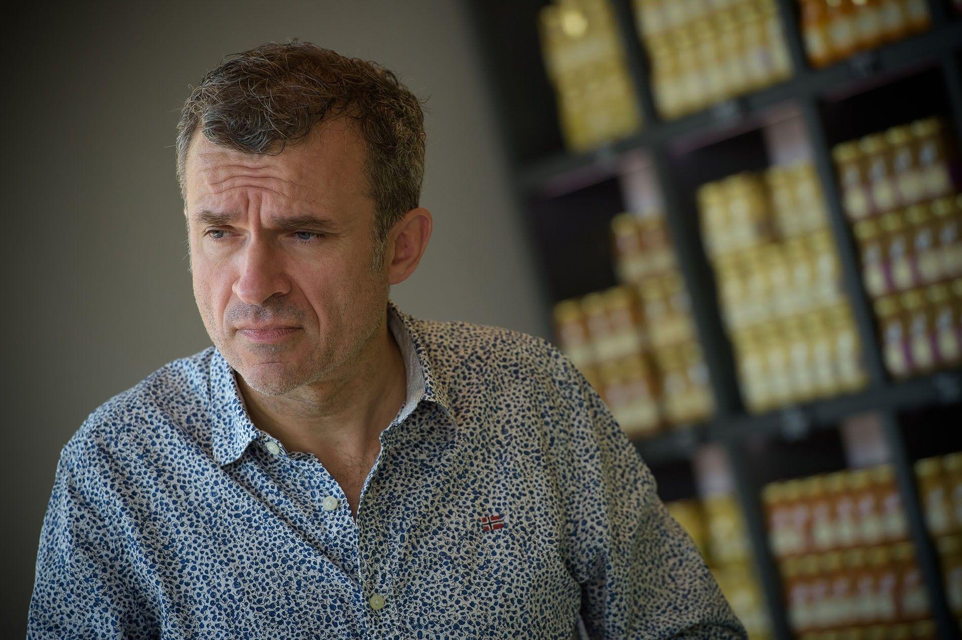 Meet Marc Désarménien, the mustard master from Burgundy