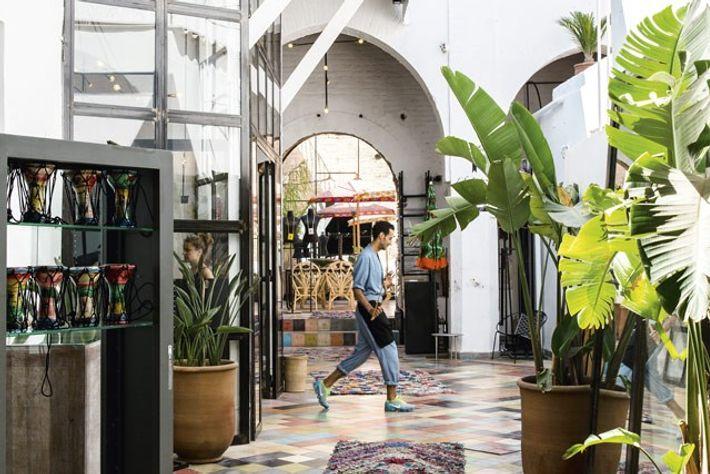 Max & Jan boutique concept store. Image: Annapurna Mellor