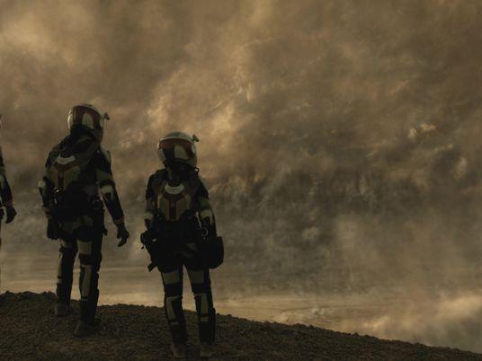 Mars Series 1 Recap