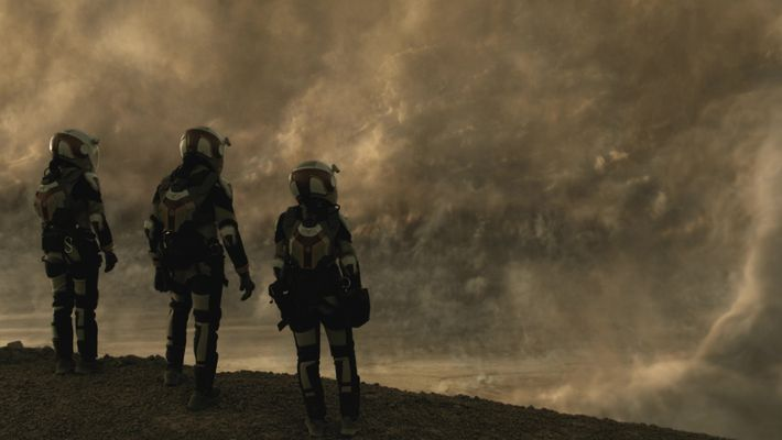 Mars S1 Recap