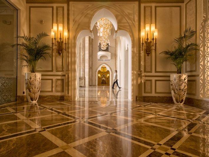 Lobby, Marsa Malaz. Image: Kempinski