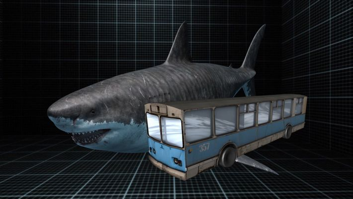 Megalodon: The Ultimate Predator