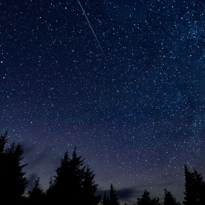 The annual Perseid meteor shower delivers a spectacular dark night show.