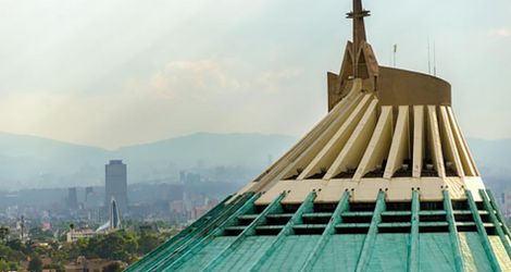 Mexico City: Spiritual sanctuary