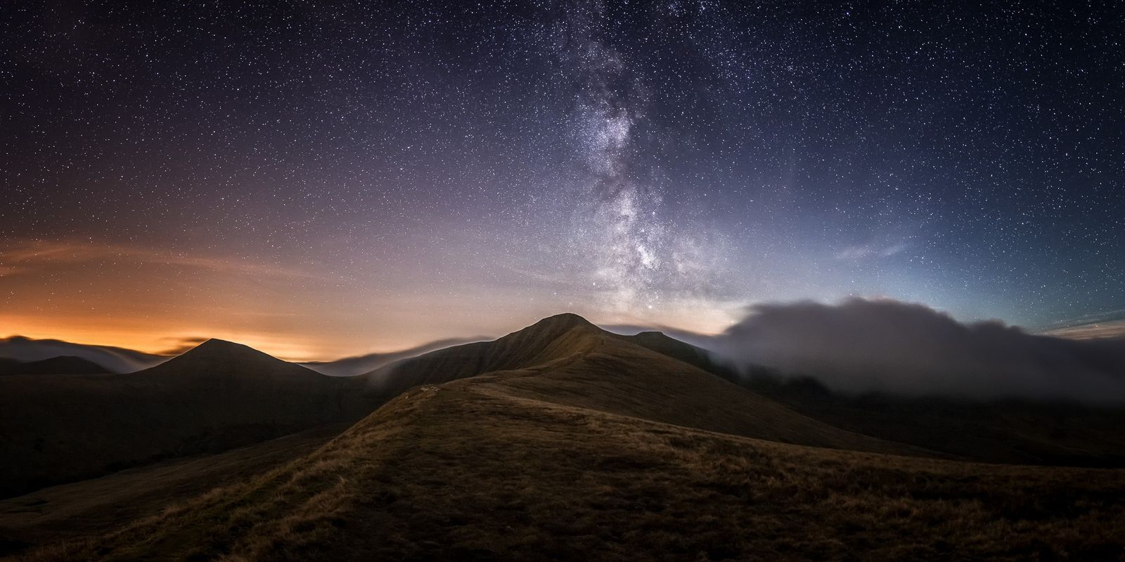 Incredible images of Wales by Starlight