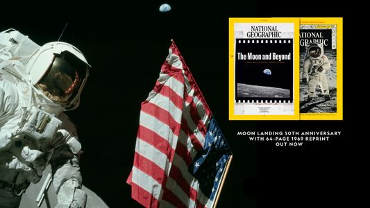50 Years on the Moon: Listen to the Sounds of the Space Age