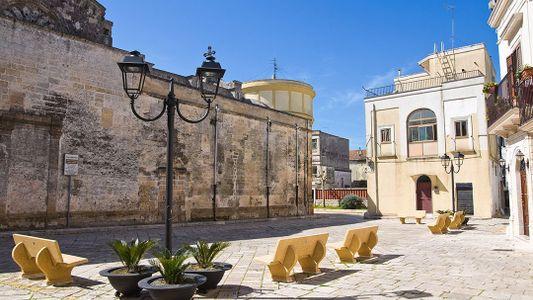 Puglia: Discovering alberghi diffusi
