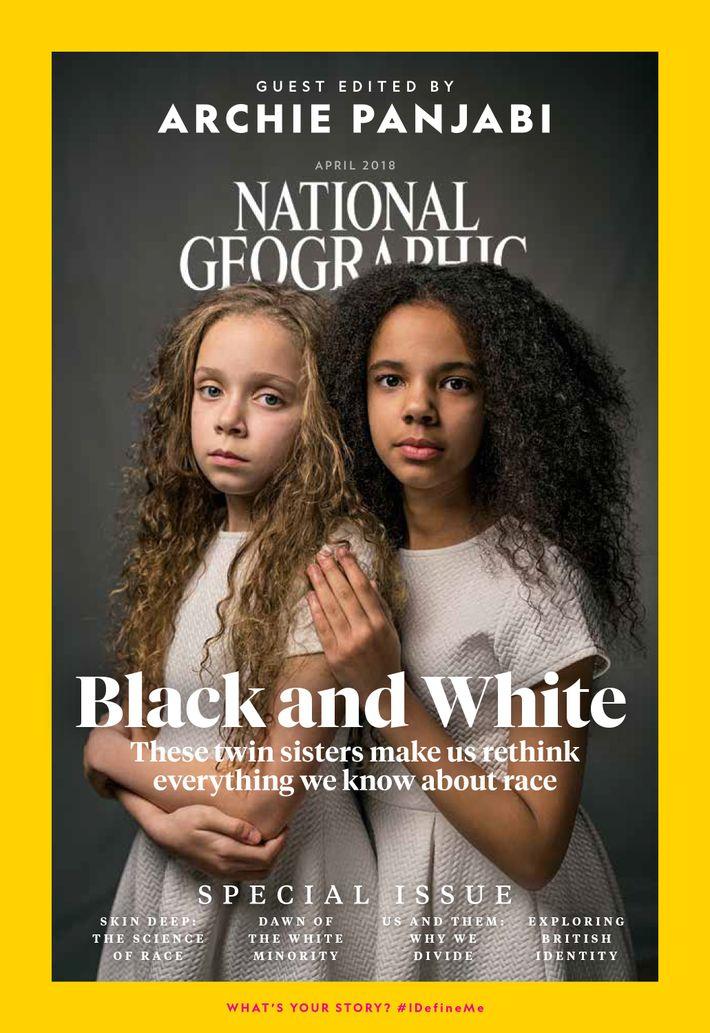 April 2018 Magazine Cover image
