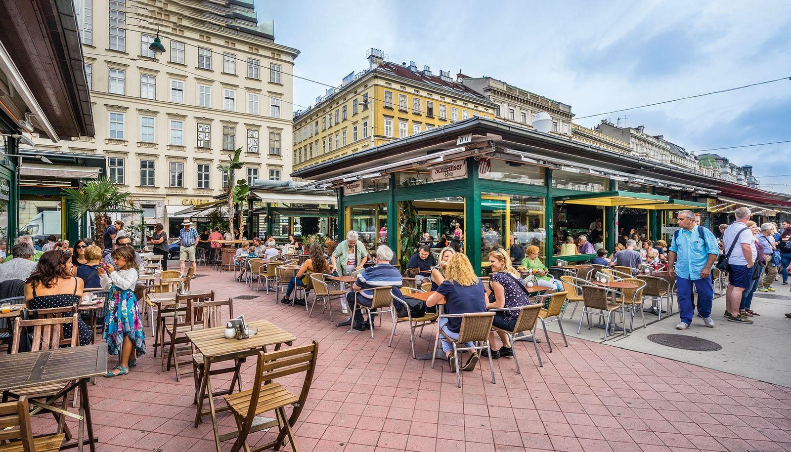 Neighbourhood guide to Vienna