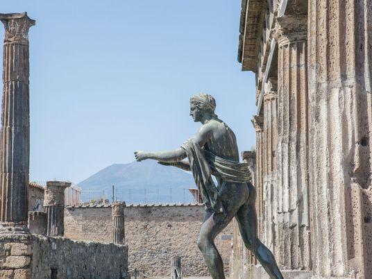What's new in Pompeii